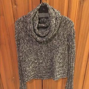 Alice Olivia cowl neck sweater sz XS
